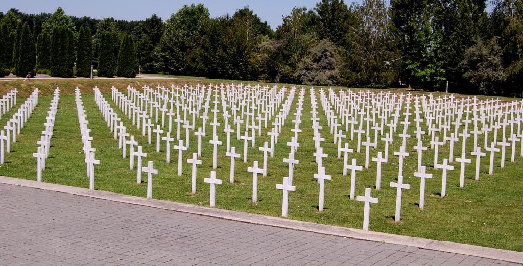 Vojenský cintorín - Vukovar