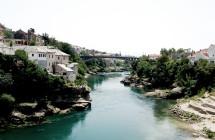Autom do Albánska: Bosna a Hercegovina