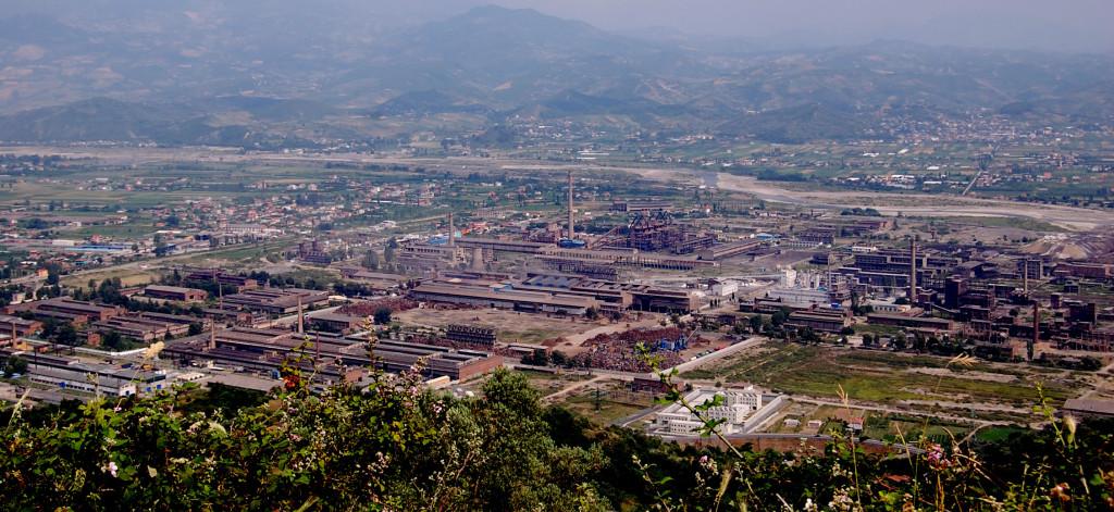 Fabrika pri Elbasane