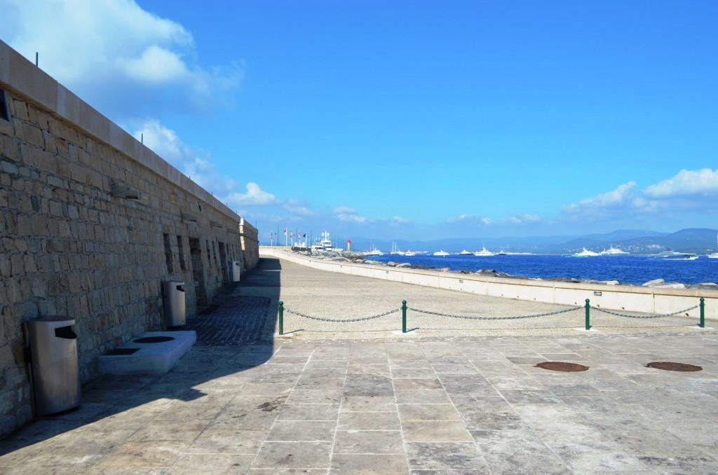 Asi najkrajšia časť v Saint Tropéz