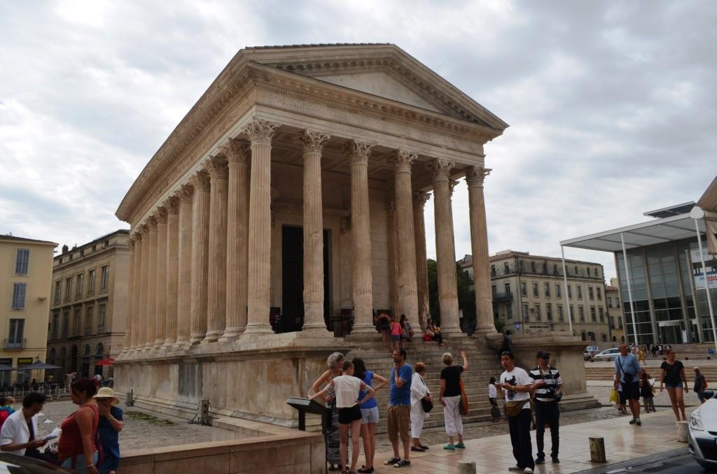 Chrám rímskeho cisára Augusta