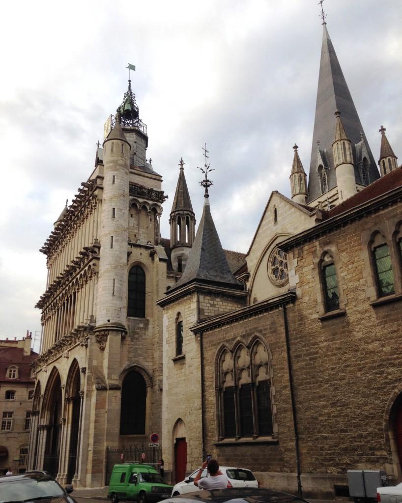 Chrám protestantov v Dijone